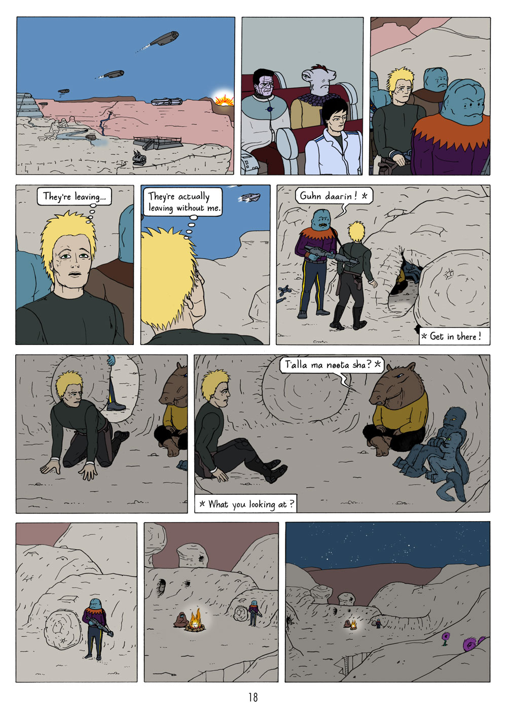 Edge of the Universe Page 18